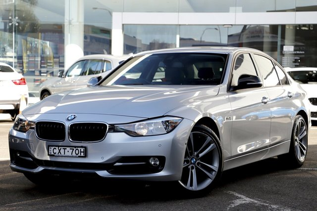 Used BMW 320d Sport Line, Brookvale, 2014 BMW 320d Sport Line Sedan