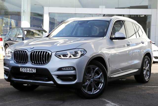 Used BMW X3 xDrive 20D, Brookvale, 2018 BMW X3 xDrive 20D Wagon