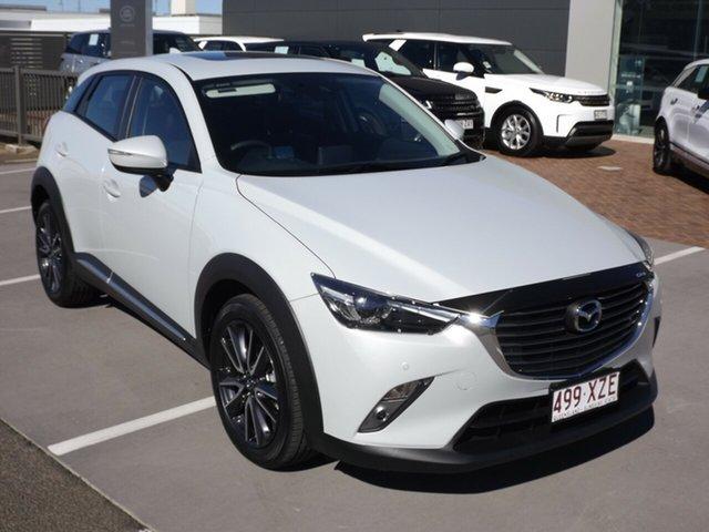 Used Mazda CX-3 Akari SKYACTIV-Drive, Toowoomba, 2017 Mazda CX-3 Akari SKYACTIV-Drive Wagon