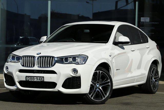 Used BMW X4 xDrive 30D, Brookvale, 2015 BMW X4 xDrive 30D Coupe