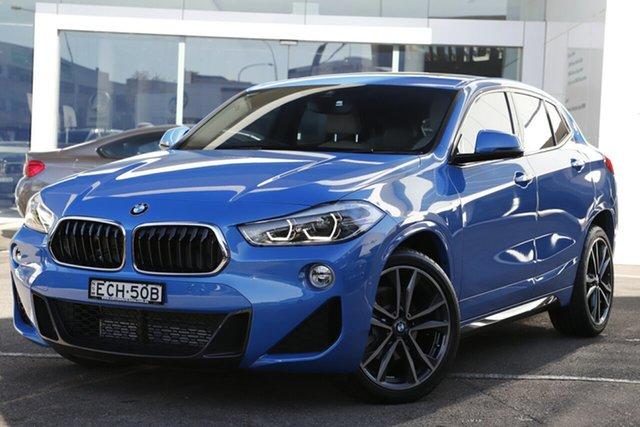 Used BMW X2 sDrive 18i M Sport, Brookvale, 2018 BMW X2 sDrive 18i M Sport Wagon