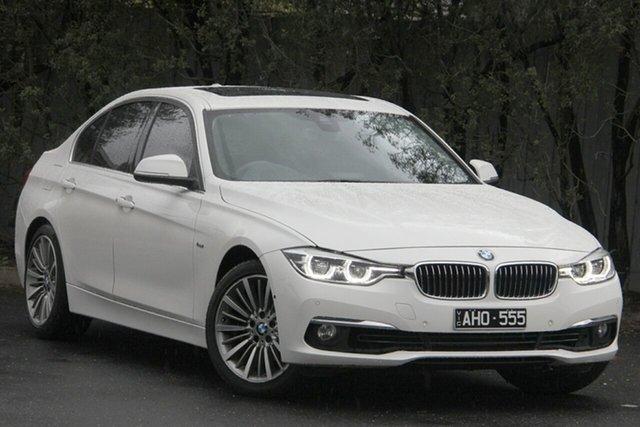 Used BMW 318i Luxury Line, Clayton, 2016 BMW 318i Luxury Line Sedan