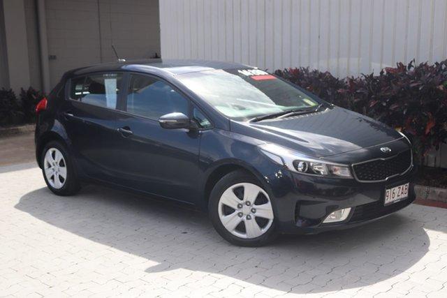 Used Kia Cerato S, Cairns, 2017 Kia Cerato S Hatchback