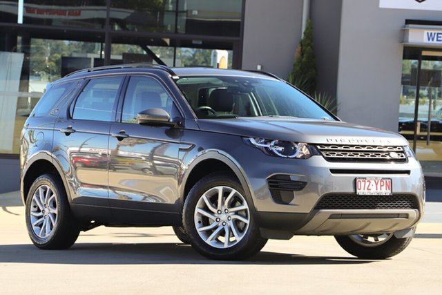 Used Land Rover Discovery Sport TD4 150 SE, Indooroopilly, 2017 Land Rover Discovery Sport TD4 150 SE Wagon