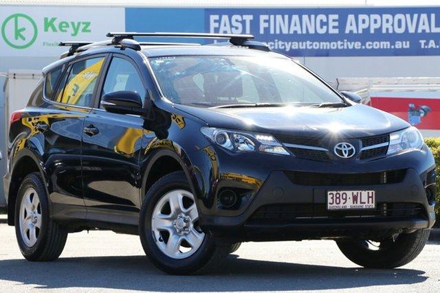 Used Toyota RAV4 GX 2WD, Bowen Hills, 2014 Toyota RAV4 GX 2WD Wagon