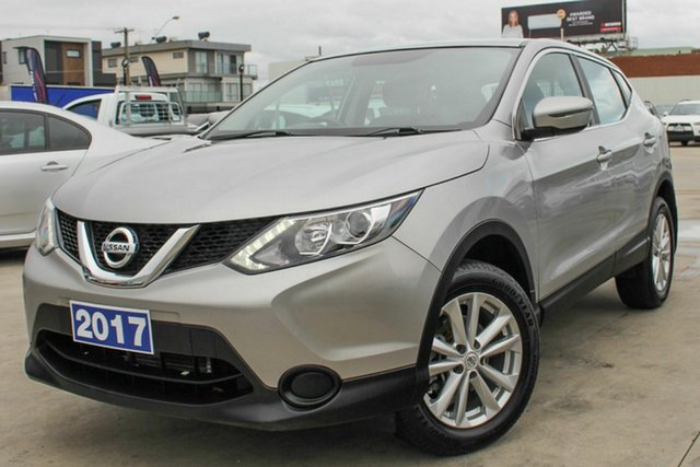 Discounted Used Nissan Qashqai ST, Coburg North, 2017 Nissan Qashqai ST Wagon
