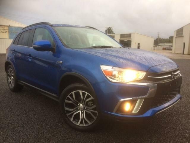 Used Mitsubishi ASX LS (2WD), Wangaratta, 2017 Mitsubishi ASX LS (2WD) Wagon