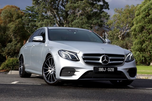 Used Mercedes-Benz E200 9G-Tronic PLUS, Balwyn, 2016 Mercedes-Benz E200 9G-Tronic PLUS Sedan