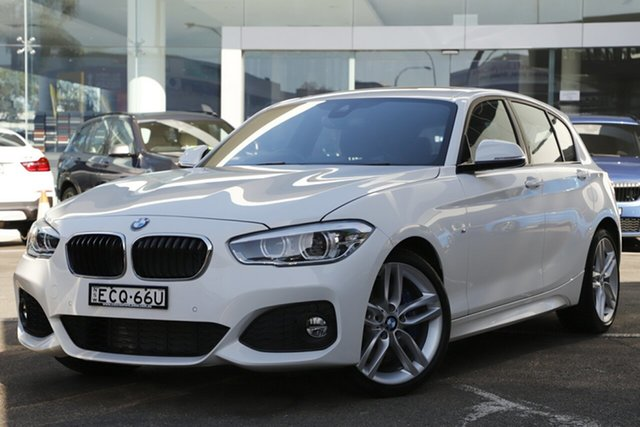 Used BMW 125i M Sport, Brookvale, 2016 BMW 125i M Sport Hatchback