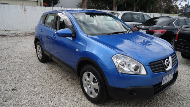 Used Nissan Dualis ST X-tronic AWD, Seaford, 2008 Nissan Dualis ST X-tronic AWD Hatchback