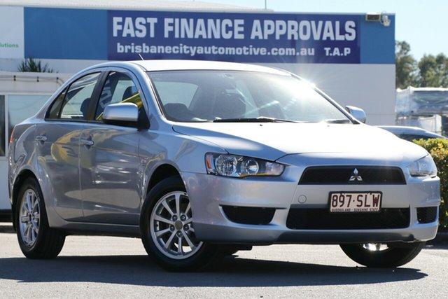 Used Mitsubishi Lancer ES, Bowen Hills, 2008 Mitsubishi Lancer ES Sedan