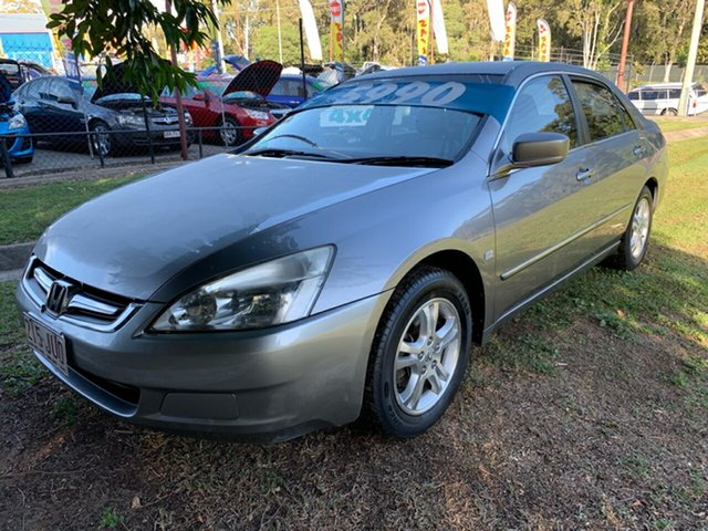 Used Honda Accord VTi, Clontarf, 2006 Honda Accord VTi Sedan