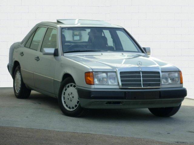 Used Mercedes-Benz 300 E 24V, Moorooka, 1990 Mercedes-Benz 300 E 24V Sedan