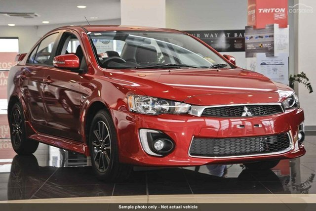 Demonstrator, Demo, Near New Mitsubishi Lancer ES Sport, Nailsworth, 2017 Mitsubishi Lancer ES Sport Sedan