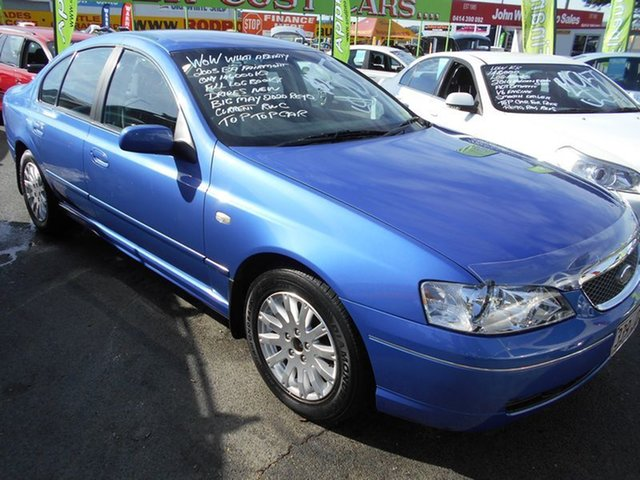 Used Ford Fairmont, Slacks Creek, 2003 Ford Fairmont Sedan