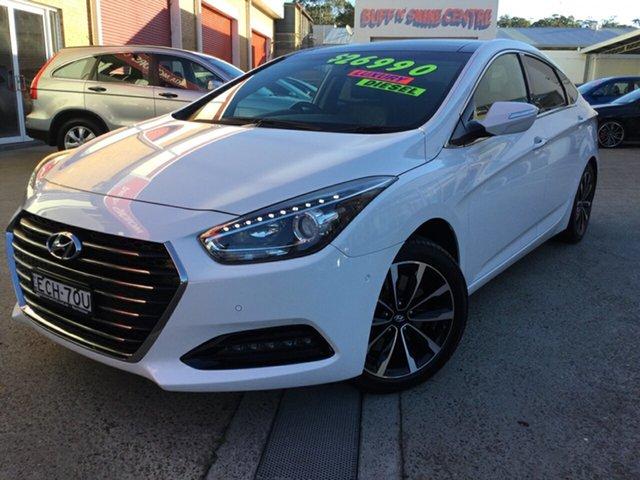 Used Hyundai i40 Premium, Brookvale, 2016 Hyundai i40 Premium Sedan
