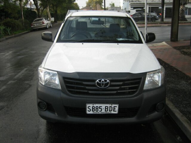 Used Toyota Hilux Workmate, Prospect, 2014 Toyota Hilux Workmate Cab Chassis