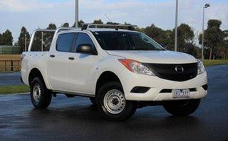 2014 Mazda BT-50 XT 4x2 Hi-Rider Utility.