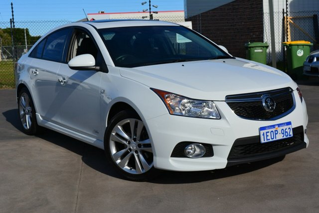 Used Holden Cruze SRI Z-Series, Kewdale, 2014 Holden Cruze SRI Z-Series Sedan