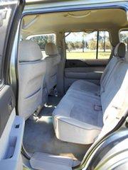 2004 Nissan Patrol ST (4x4) Wagon.