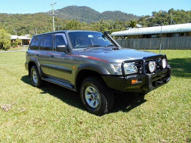 Used Nissan Patrol ST (4x4), Cairns, 2004 Nissan Patrol ST (4x4) Wagon