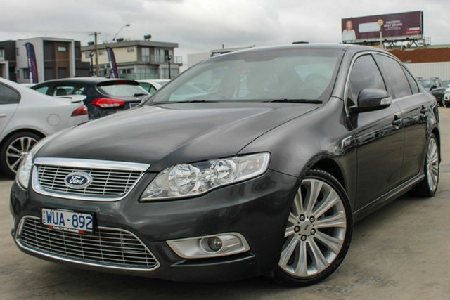 Used Ford Falcon G6E Turbo, Coburg North, 2009 Ford Falcon G6E Turbo Sedan