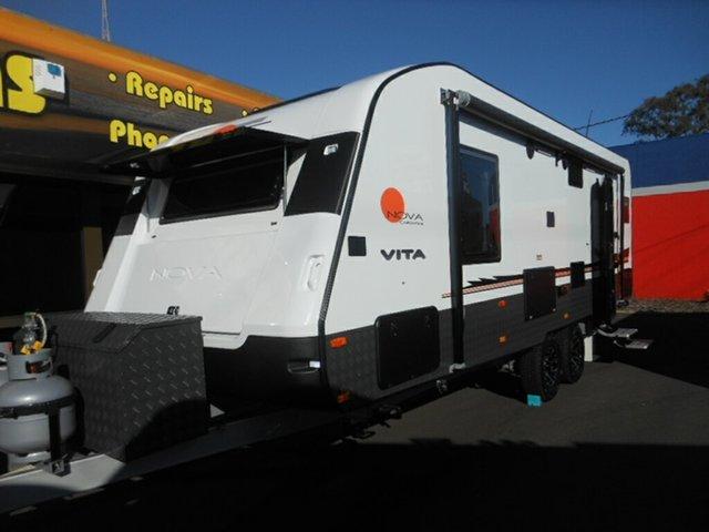 New Nova Vita 216-9R [NC4091], Pialba, 2019 Nova Vita 216-9R [NC4091] Caravan