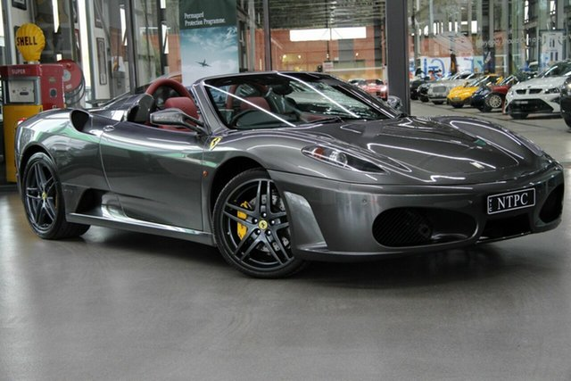 Used Ferrari F430 F1, North Melbourne, 2007 Ferrari F430 F1 Convertible