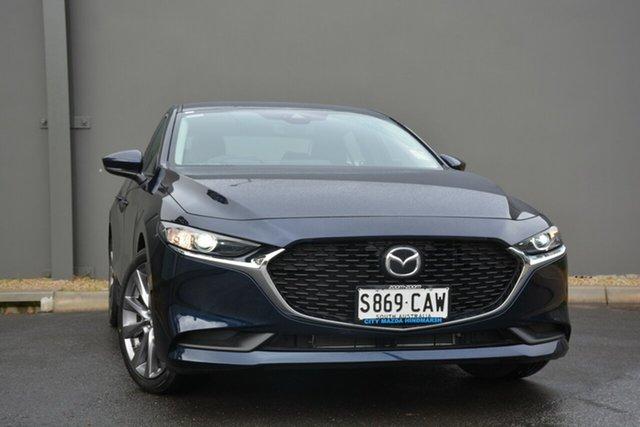Demonstrator, Demo, Near New Mazda 3 G20 SKYACTIV-Drive Evolve, Cheltenham, 2019 Mazda 3 G20 SKYACTIV-Drive Evolve Sedan