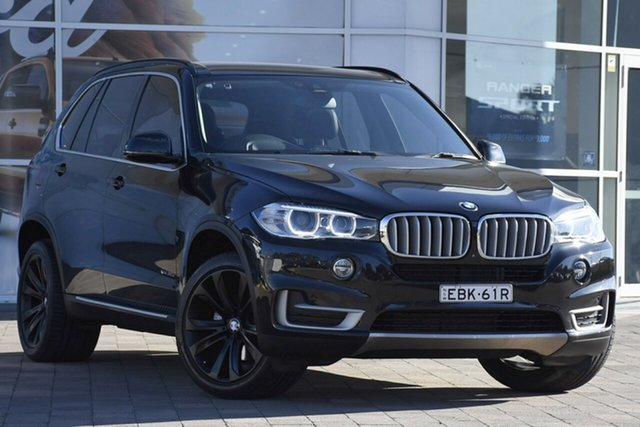 Used BMW X5 xDrive30d, Warwick Farm, 2014 BMW X5 xDrive30d SUV
