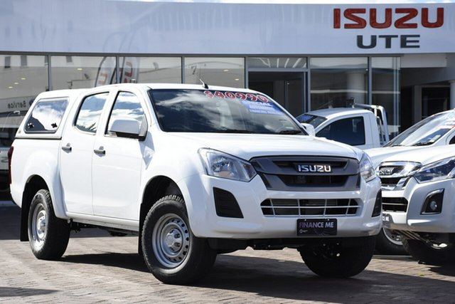 Discounted New Isuzu D-MAX SX Crew Cab 4x2 High Ride, Narellan, 2019 Isuzu D-MAX SX Crew Cab 4x2 High Ride Utility