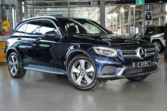 Used Mercedes-Benz GLC220 d 9G-Tronic 4MATIC, North Melbourne, 2018 Mercedes-Benz GLC220 d 9G-Tronic 4MATIC Wagon