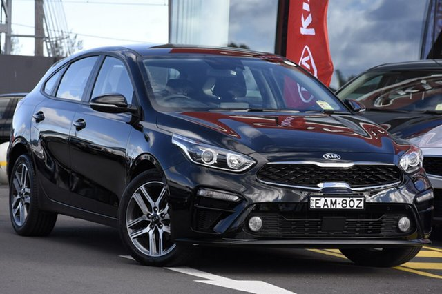 Discounted Demonstrator, Demo, Near New Kia Cerato Sport Safety Pack, Warwick Farm, 2018 Kia Cerato Sport Safety Pack Hatchback