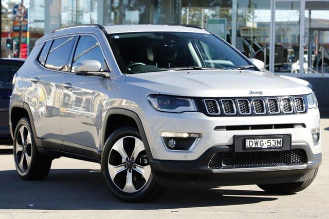 Used Jeep Compass Limited, Waitara, 2018 Jeep Compass Limited Wagon