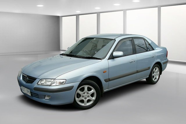 Used Mazda 626 Limited, West Footscray, 2000 Mazda 626 Limited Sedan