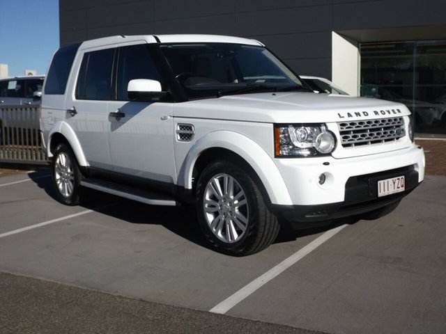Used Land Rover Discovery 4 TDV6, Toowoomba, 2013 Land Rover Discovery 4 TDV6 Wagon