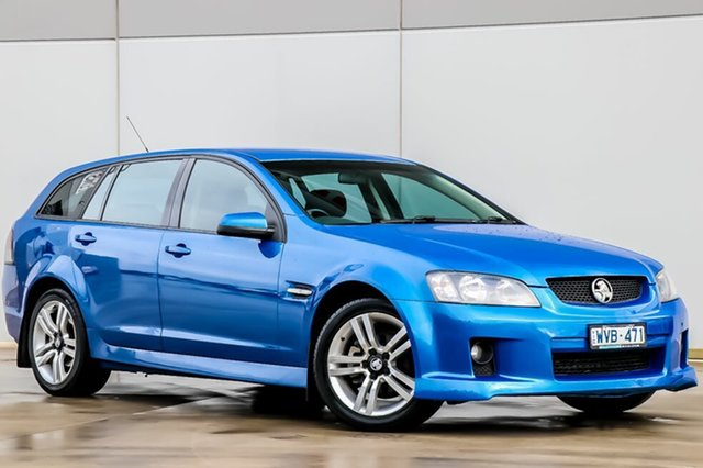 Discounted Used Holden Commodore SV6 Sportwagon, Pakenham, 2009 Holden Commodore SV6 Sportwagon Wagon
