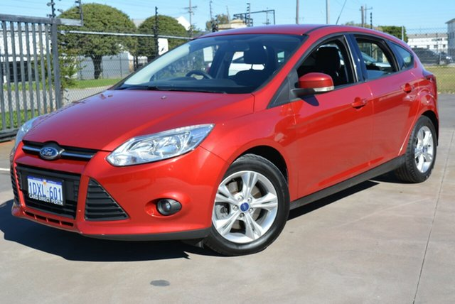 Used Ford Focus Trend, Kewdale, 2011 Ford Focus Trend Hatchback
