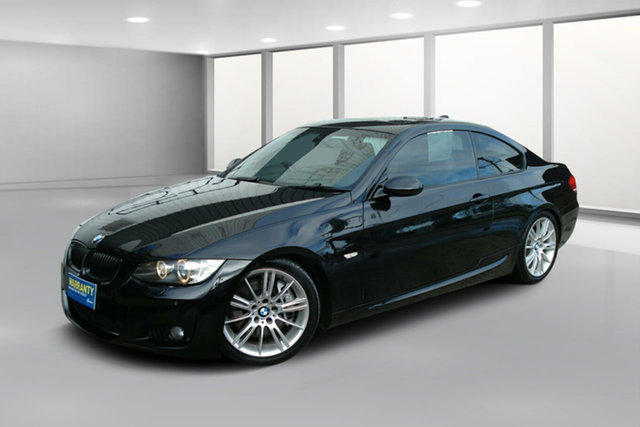 Used BMW 335i Steptronic, West Footscray, 2008 BMW 335i Steptronic Coupe