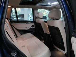 2016 BMW X3 xDrive20d Steptronic Wagon.