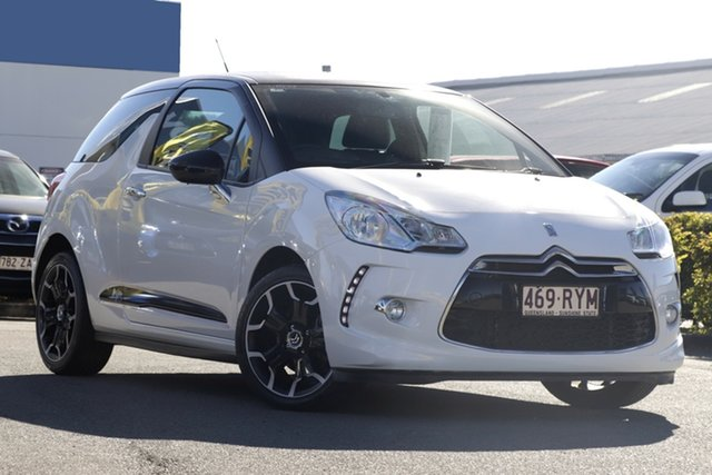 Used Citroen DS3 DStyle, Toowong, 2010 Citroen DS3 DStyle Hatchback