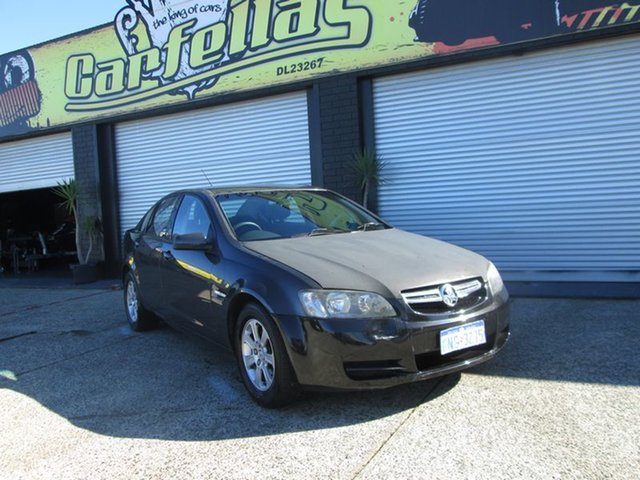 Used Holden Commodore Berlina, O'Connor, 2008 Holden Commodore Berlina Sedan