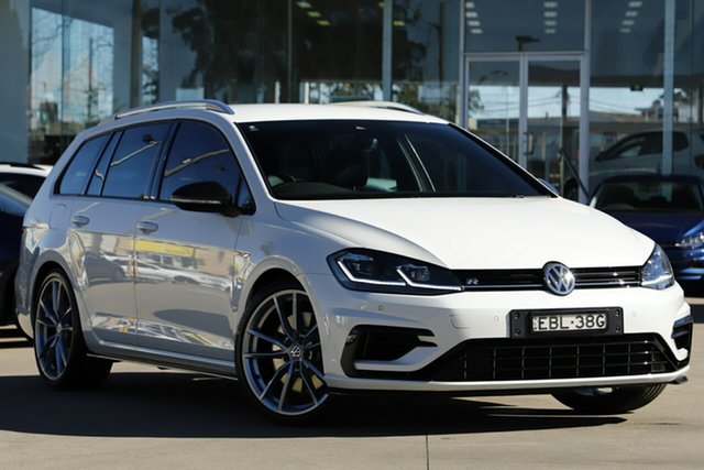 Used Volkswagen Golf R DSG 4MOTION Wolfsburg Edition, Waitara, 2017 Volkswagen Golf R DSG 4MOTION Wolfsburg Edition Wagon