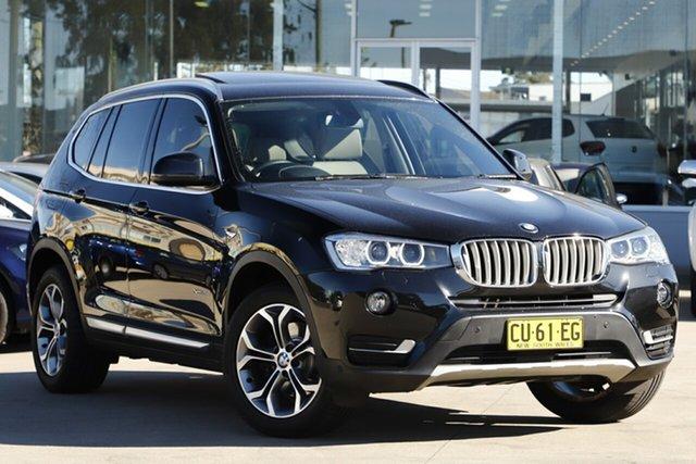 Used BMW X3 xDrive20d Steptronic, Waitara, 2015 BMW X3 xDrive20d Steptronic Wagon