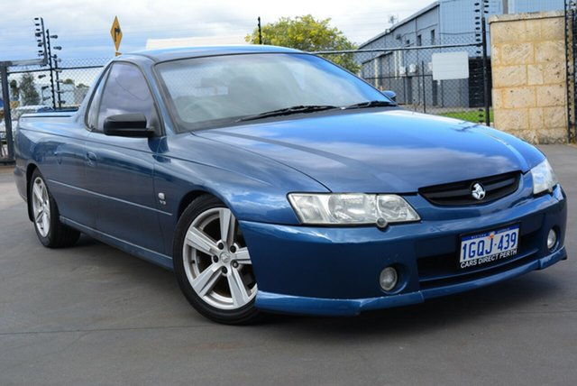 Used Holden Commodore S, Kewdale, 2003 Holden Commodore S Utility