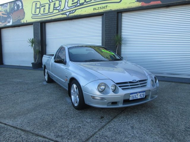 Used Ford Falcon XR6, O'Connor, 2001 Ford Falcon XR6 Utility