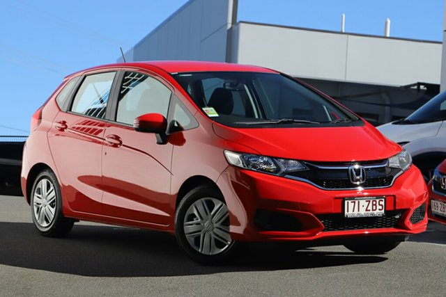 Demonstrator, Demo, Near New Honda Jazz VTi, Indooroopilly, 2019 Honda Jazz VTi Hatchback