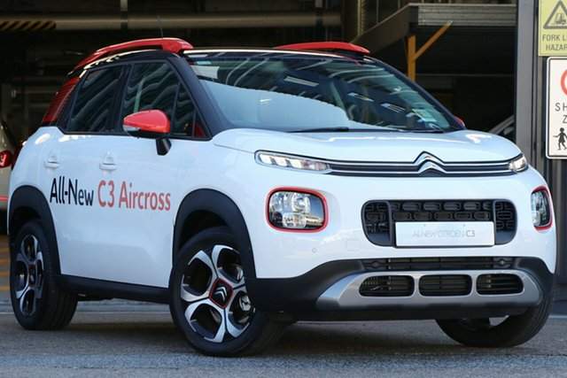 New Citroen C3 Aircross Shine, Bowen Hills, 2018 Citroen C3 Aircross Shine Wagon