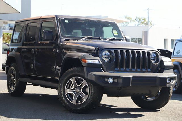 New Jeep Wrangler Unlimited Sport S, Indooroopilly, 2019 Jeep Wrangler Unlimited Sport S Softtop