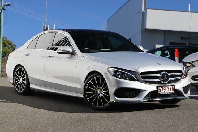 Used Mercedes-Benz C250 BlueTEC 7G-Tronic +, Indooroopilly, 2015 Mercedes-Benz C250 BlueTEC 7G-Tronic + Sedan